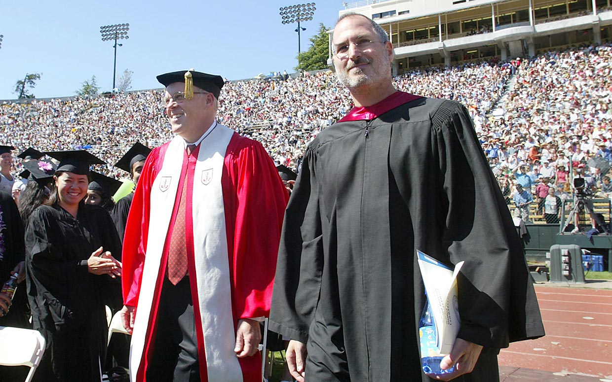 Steve jobs 39 2005 stanford commencement address revisted enrich your life coaching